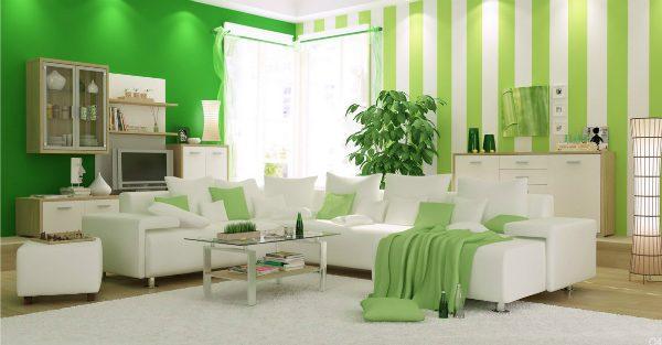 Sơn Mykolor màu xanh lá cây