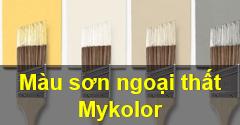 """4 màu sơn ngoại thất Mykolor """"chất phát ngất"""" 1️⃣ VN"""