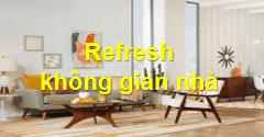 6 Bí quyết làm mới không gian nhà nhanh chóng 1️⃣ VN
