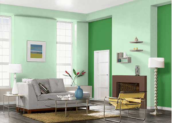 Chọn màu sơn nhà cho người tuổi Bính Ngọ