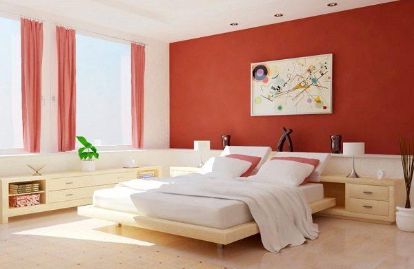Chọn màu sơn nhà cho tuổi Bính Thân