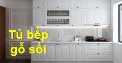 Hướng dẫn sơn lại tủ bếp gỗ sồi một cách dễ dàng