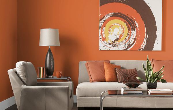 Tuổi Mão mệnh Hỏa chọn các màu sơn nhà nào hợp phong thủy nhất
