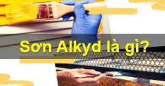 Những điều cần biết về sơn Alkyd 1, 2 thành phần 1️⃣ VN