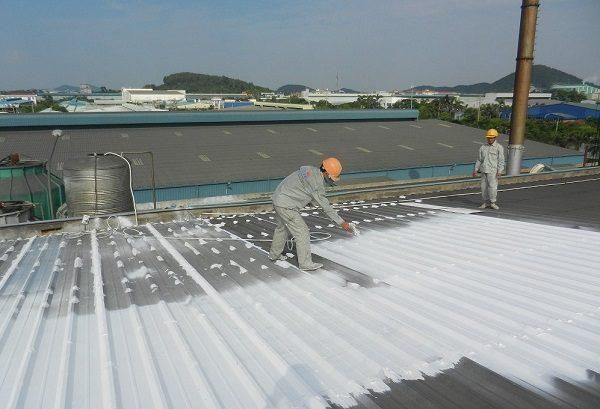 Chống nóng mái nhà