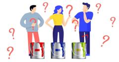 Hướng dẫn cách chọn màu sơn nhà theo tính cách