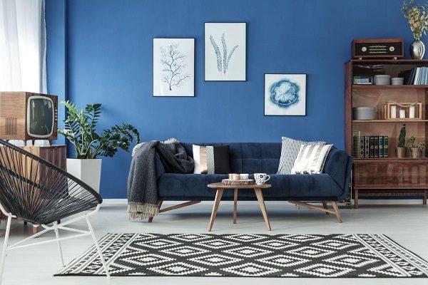 Màu sơn xu hướng 2020 classic blue