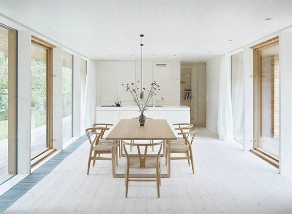 Phòng bếp với phong cách Minimalism