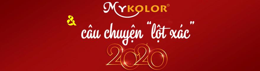 """Sơn Mykolor và câu chuyện """"lột xác"""" trong năm 2020"""
