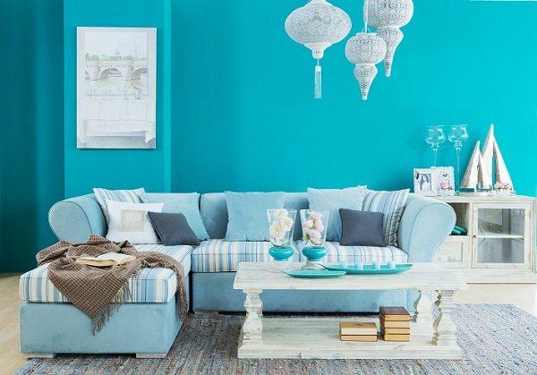 Thay đổi màu sơn nhà chống nóng