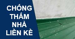3 cách phổ biến chống thấm tường nhà liền kề