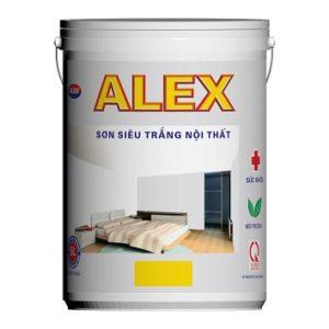 Sơn Alex siêu trắng