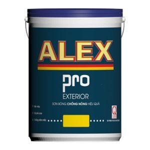 Sơn ngoại thất Alex Pro