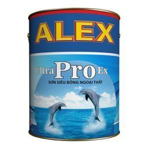 Sơn ngoại thất Alex Ultra Pro Ex