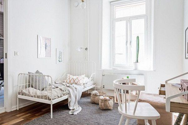 Trang trí nhà phong cách Scandinavina