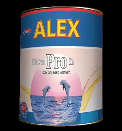 Sơn nội thất Alex Untra Pro In