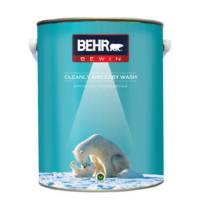 Behr Cleanly And Easy Wash