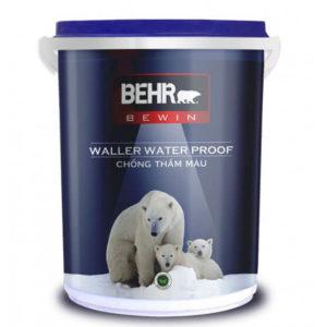 Sơn chống màu Behr Waller Water Proof