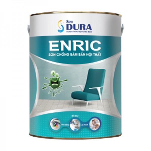 Sơn nội thất Dura Enric chống bám bẩn