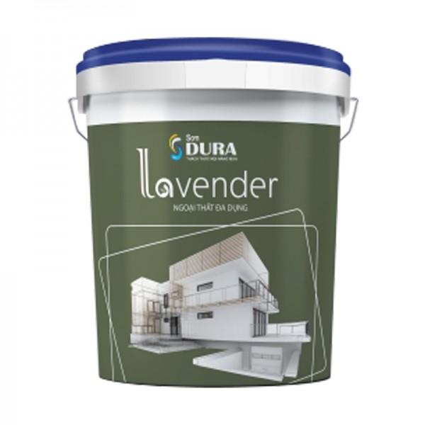 Sơn nước ngoại thất Dura Lavender đa dụng