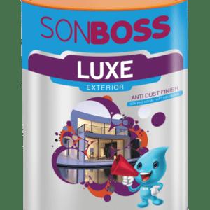 sơn Boss Luxe Exterior Anti Dust Finish