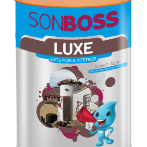 sơn Boss Luxe Exterior & Interior Humid Seal