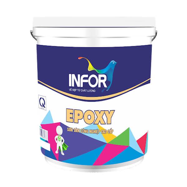 Sơn sàn công nghiệp cao cấp Infor Epoxy