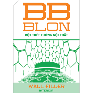 Bột trét BB Blon Wall Filler For Interior