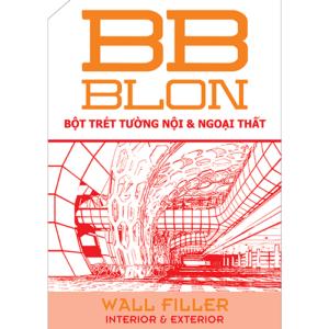 Bột trét BB Blon Wall Filler Interior & Exterior