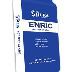 Bột trét tường cao cấp Dura Enric đa năng