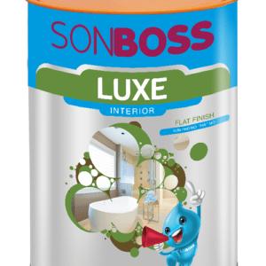 Sơn Boss Luxe Interior Flat Finish