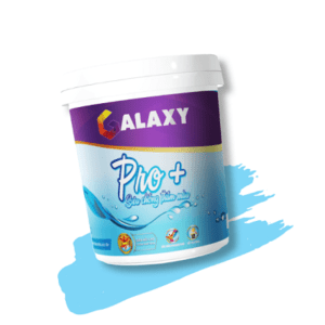 Sơn chống thấm tường Galaxy Pro+ chống thấm màu