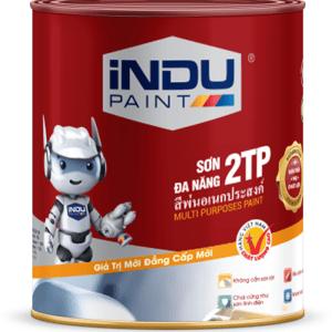 Sơn đa năng iNDU 2TP 1️⃣ giải pháp thay thế sơn tĩnh điện