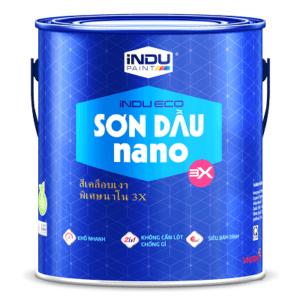 Sơn dầu nano 3x công nghệ mới