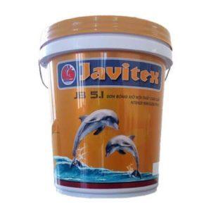 Sơn Javitex JB 5.1 bóng mờ nội thất cao cấp