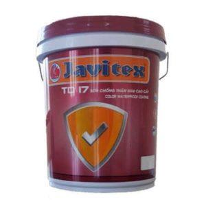 Sơn Javitex TD 17 chống thấm màu cao cấp