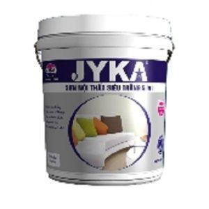 Sơn Jyka 5IN1 nội thất siêu trắng cao cấp 1️⃣ giá rẻ
