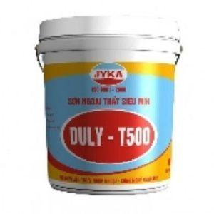 Sơn Jyka Duly T500 ngoại thất siêu mịn 1️⃣ cao cấp