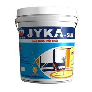 Sơn Jyka Sun nội thất mịn 1️⃣ chính hãng giá ưu đãi