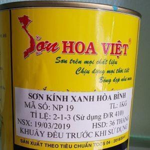 Sơn kính Hoa Việt