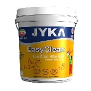 Sơn Jyka EasyClean nội thất lau chùi hiệu quả