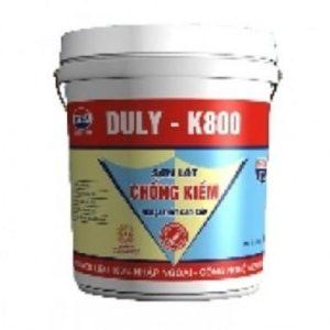 Sơn lót Jyka Duly K800 chống kiềm ngoại thất