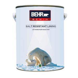 Sơn lót kháng muối ngoại thất Behr Salt Resistant Lining