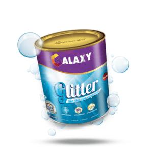 Sơn ngoại thất Galaxy - Glitter bền thời tiết vượt trội