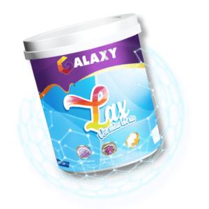 Sơn ngoại thất Galaxy Lax bền màu tối ưu