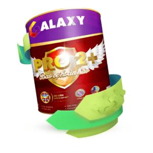 Sơn ngoại thất Galaxy Pro2+ Bảo vệ hoàn hảo