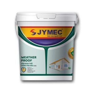 Sơn ngoại thất Jymec Weather Proof chống phai màu