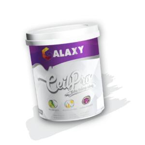 Sơn nội thất Galaxy Ceilpro siêu trắng sáng