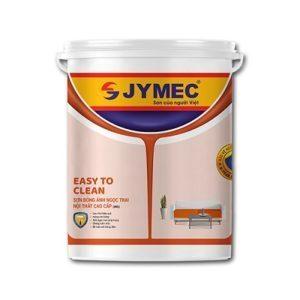 Sơn nội thất Jymec Easy To Clean bóng ánh ngọc trai 1️⃣