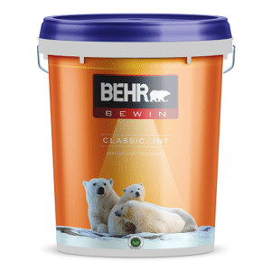 Sơn nội thất tiêu chuẩn Behr Classic.Int
